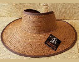 VIM002-WOMEN'S  VISOR  HAT