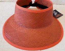 VIM005-WOMEN'S  VISOR  HAT
