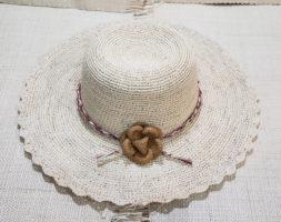 CROM015 – Sombrero CROCHET de MUJER