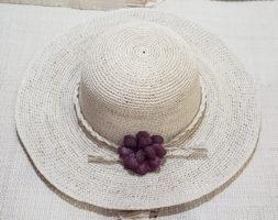 CROM016 – Sombrero CROCHET de MUJER