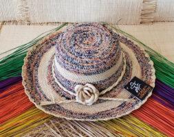 CROM017 – Sombrero CROCHET de MUJER